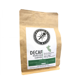 Decaf Peru Single Origin – medium roast