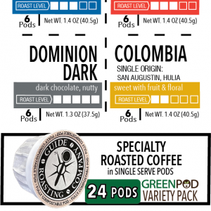 Traditional Roasts GreenPod – Multi Pack
