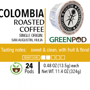 Colombia GreenPods