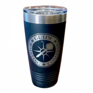 Guide Roasting Insulated Travel Mug with Lid