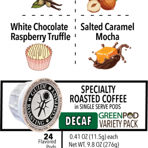 DECAF Flavored GreenPods