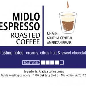 Midlo Espresso GreenPods